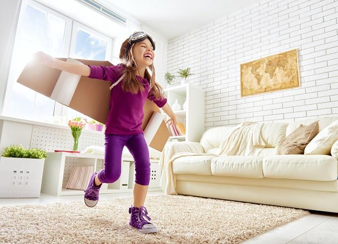 Что должна включать в себя комната для ребенка