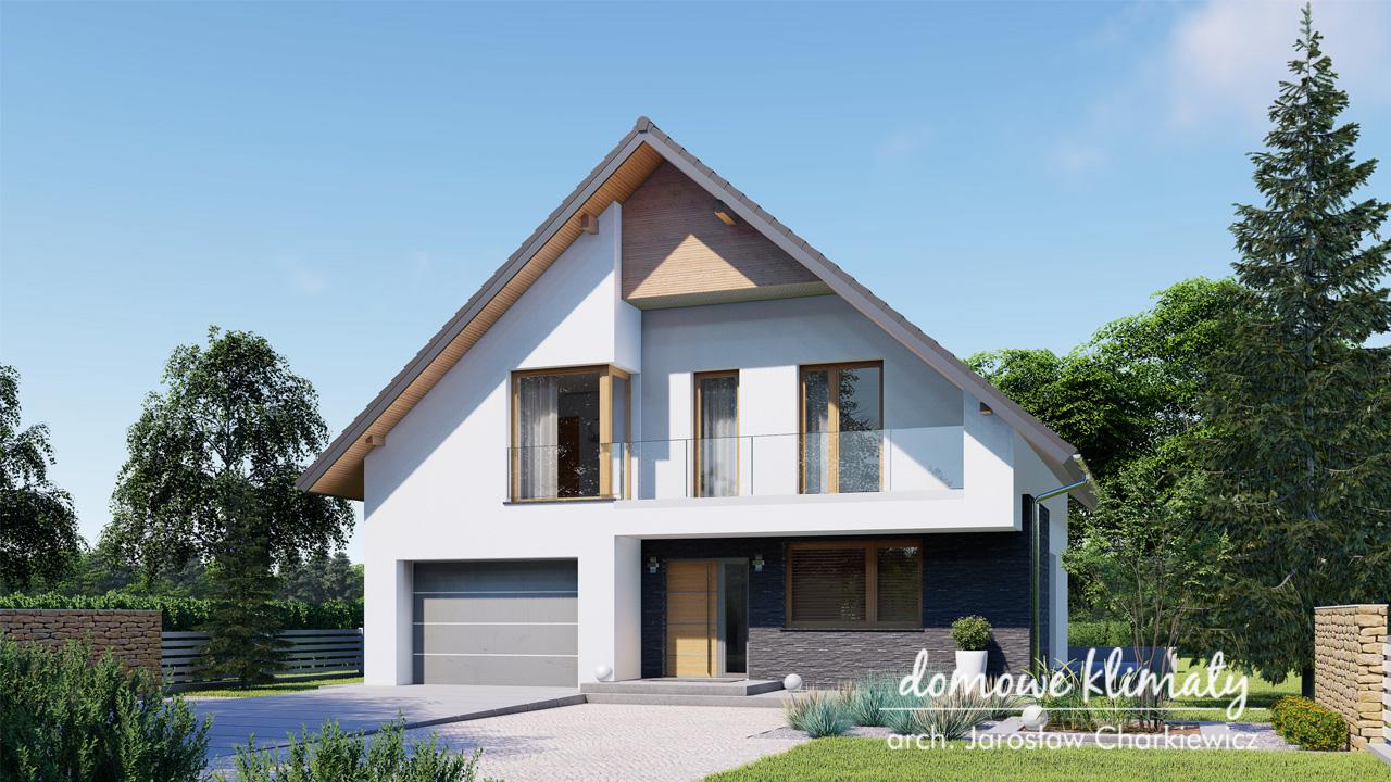 Projekt domu - Akord 12