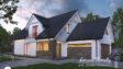 Projekt domu - Akord II