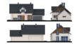 Projekt domu - Akord V bis