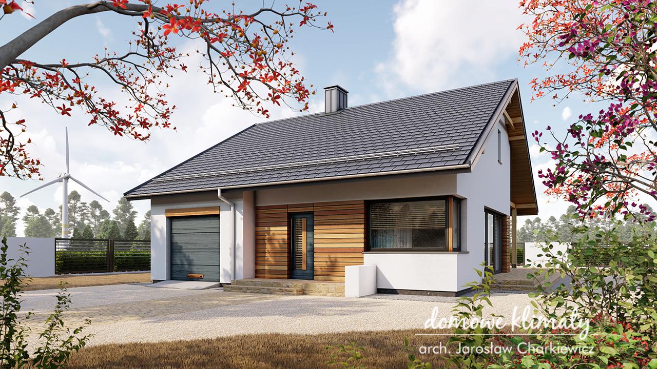 Projekt domu - Alfa 11