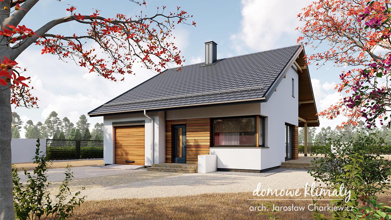 Projekt domu - Alfa 14