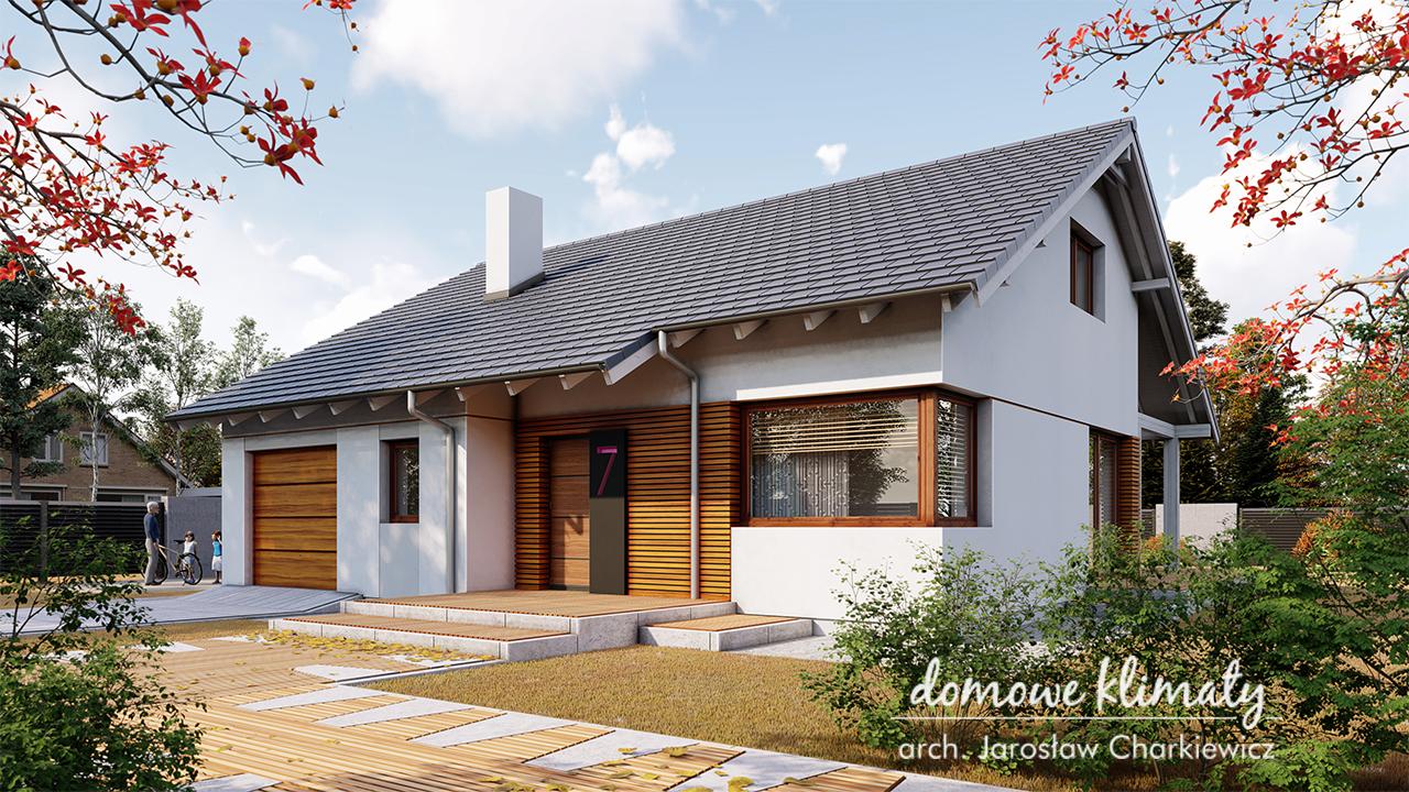 Projekt domu - Alfa 2
