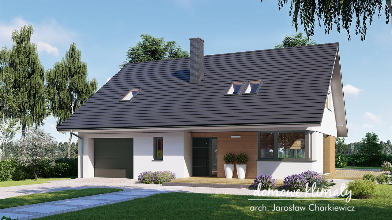 Projekt domu - Alfa 3
