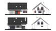 Projekt domu - As 9
