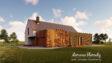 Projekt domu - Atrialny