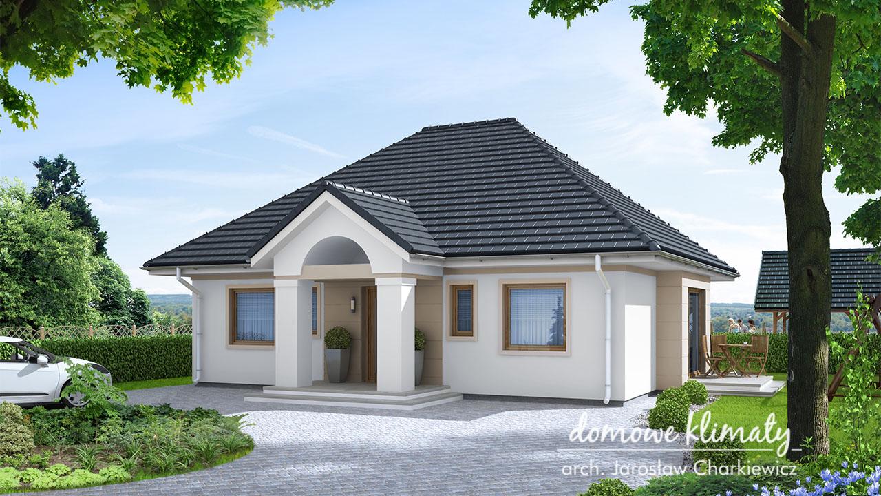 Projekt domu - Azyl II