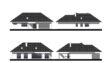 Projekt domu - Bagatela 10
