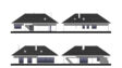 Projekt domu - Bagatela 8 G2