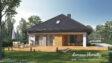 Projekt domu - Bagatela 9