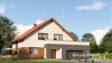 Projekt domu - Cyprys