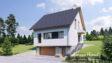 Projekt domu - Dom na Stoku 5 T