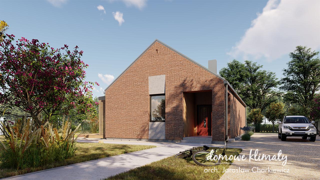 Projekt domu - Daktyl 2