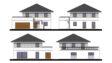 Projekt domu - Elbrus G3