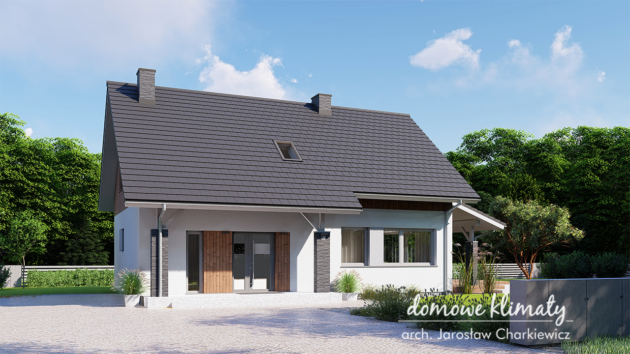 Projekt domu - Helios 4