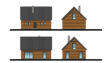 Projekt domu - Kamyk