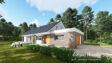 Projekt domu - Posejdon