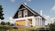 Projekt domu - Rusałka