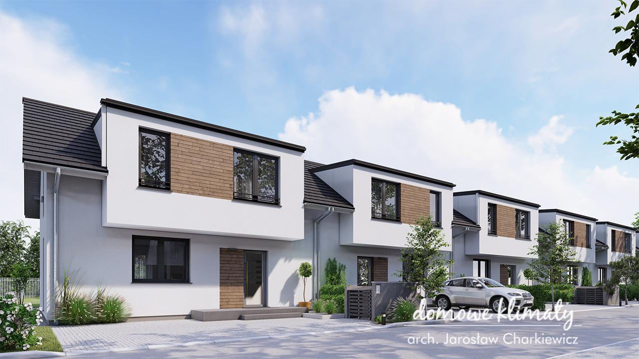 Projekt domu - Szarotka 9