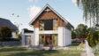 Projekt domu - Szpinak 2G (T)