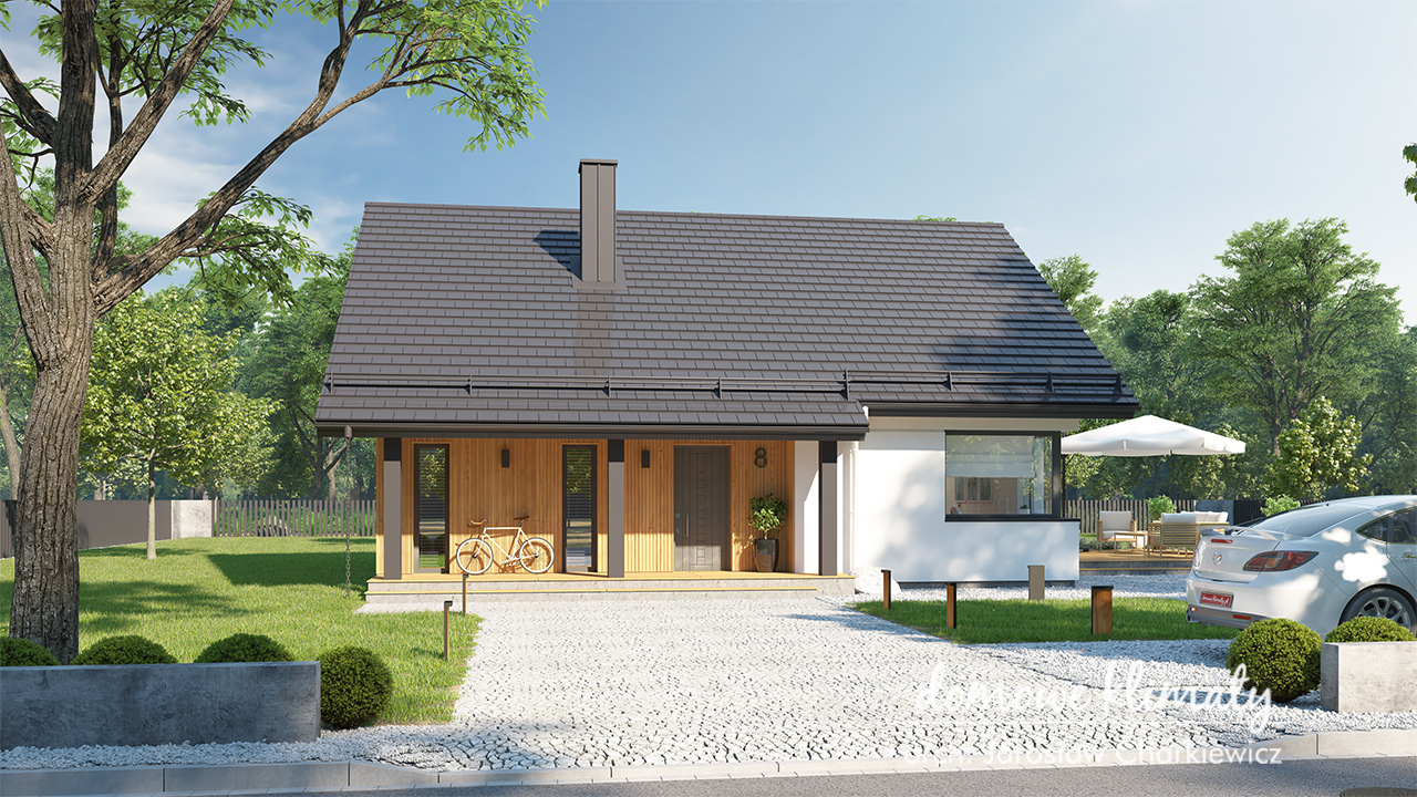 Projekt domu - Talia