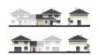 Projekt domu - Taurus GB (segment)