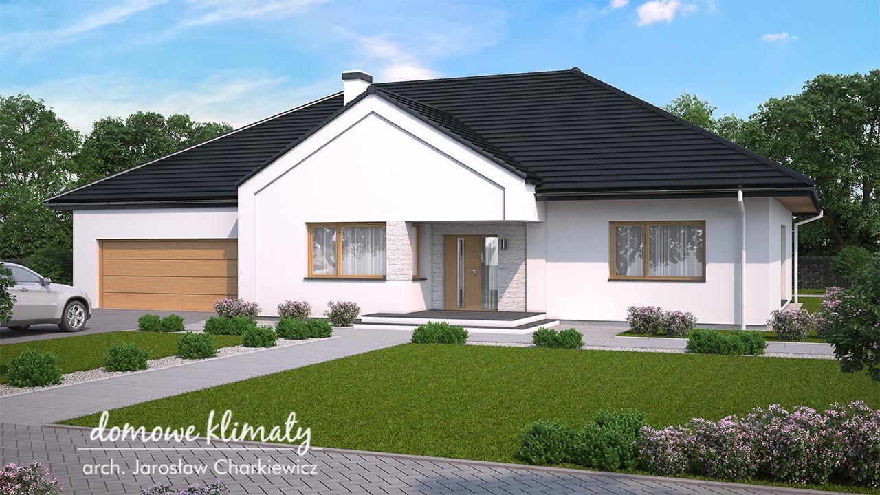 Projekt domu - Adria II