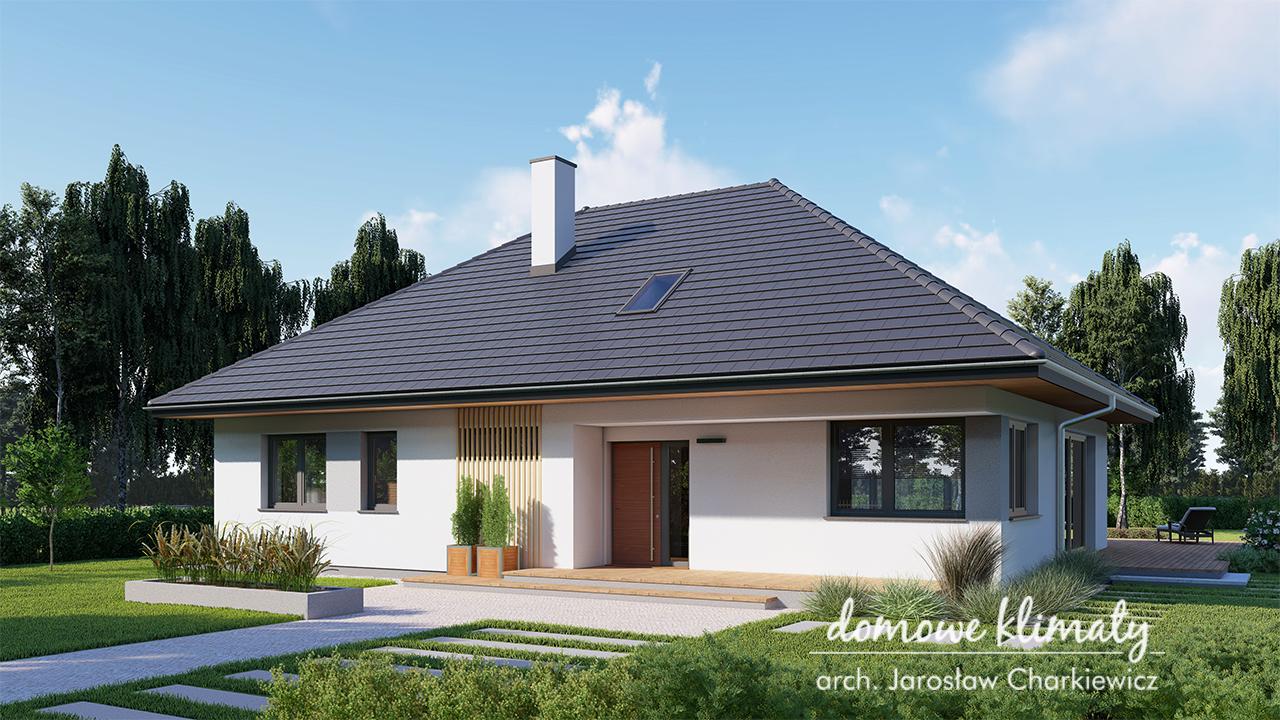 Projekt domu - Zacisze 5