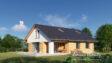 Projekt domu - Zacisze 7 T