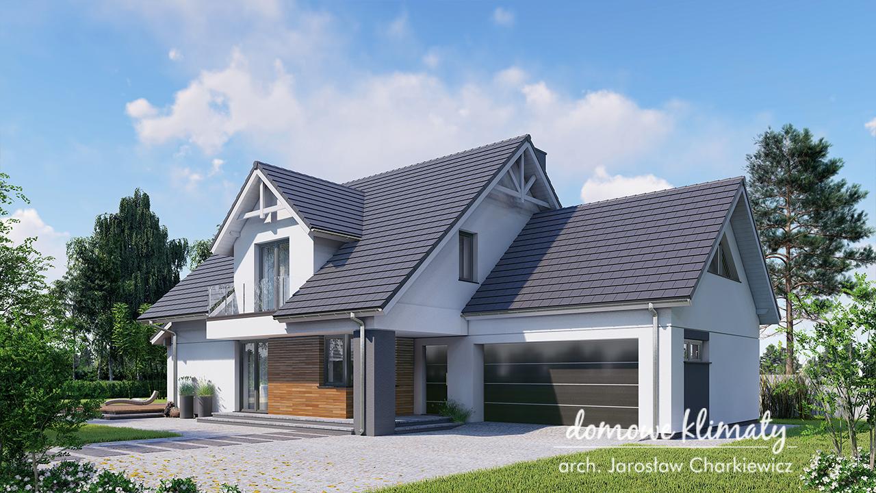 Projekt domu - Akord 10