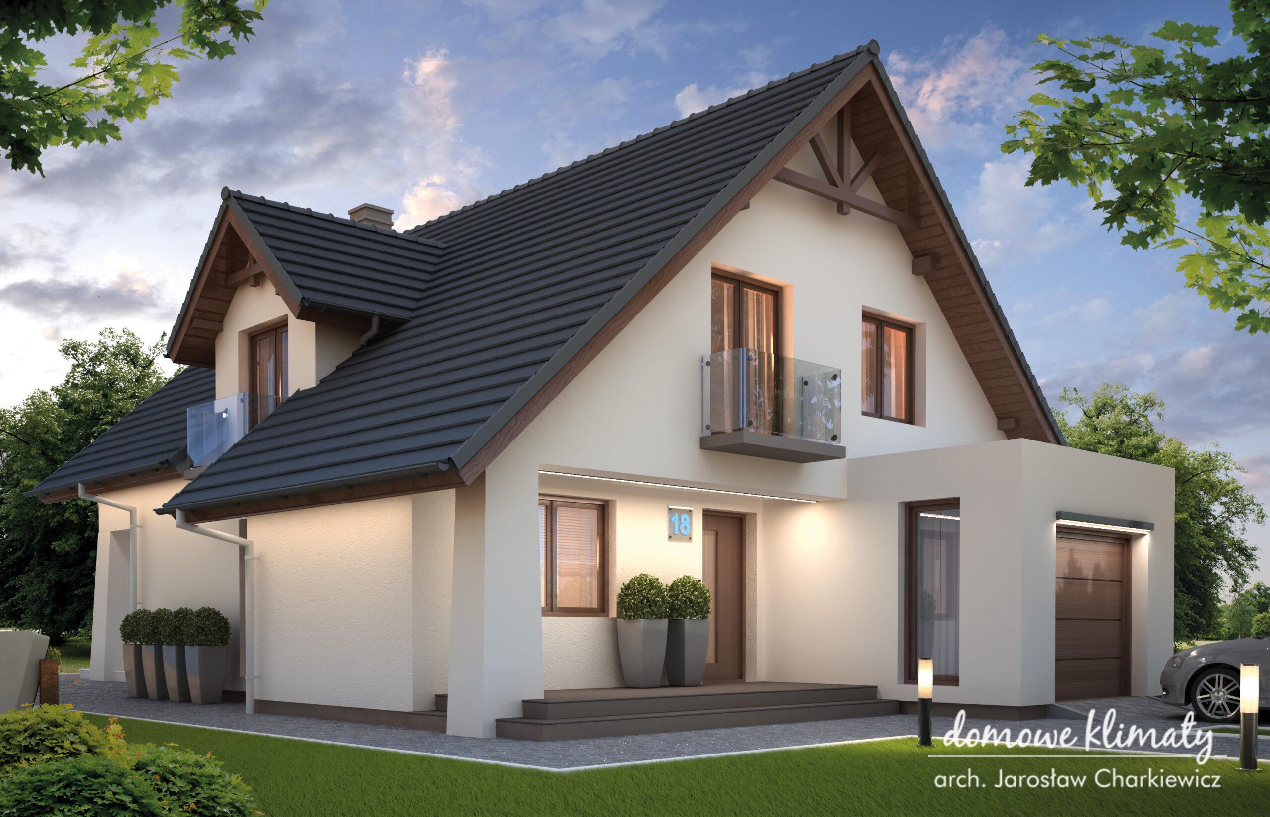Projekt domu - Akord