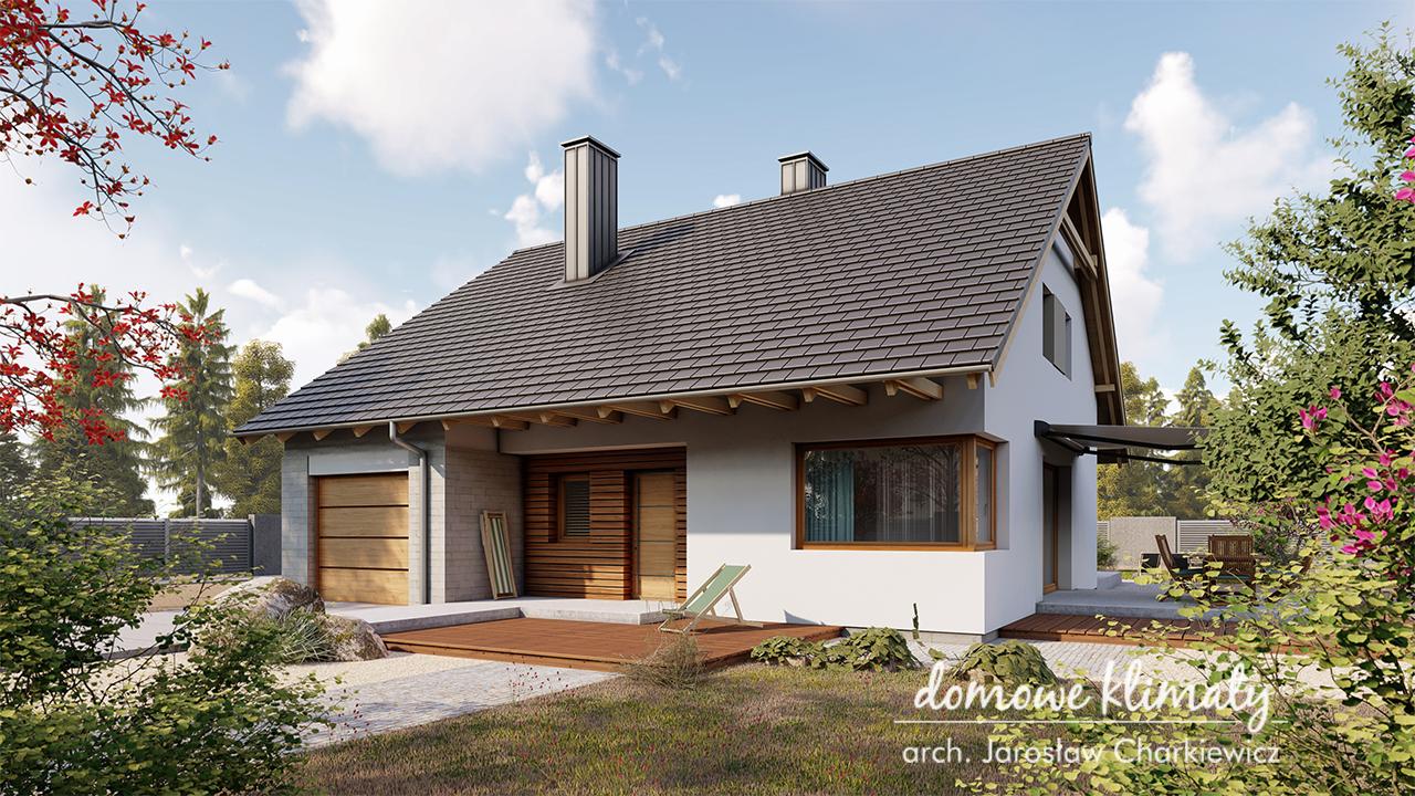 Projekt domu - Alfa 4