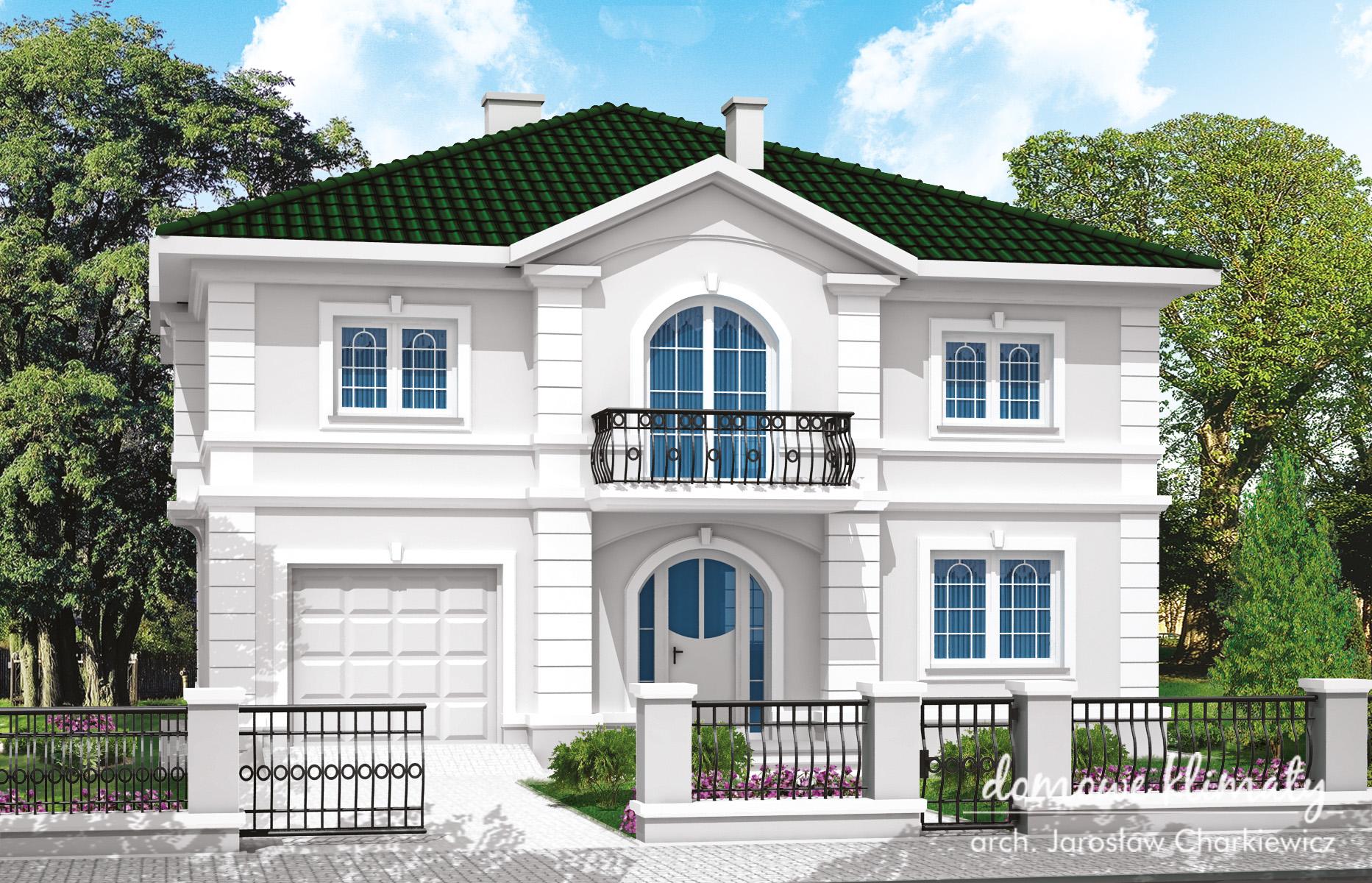Projekt domu - Ambasador