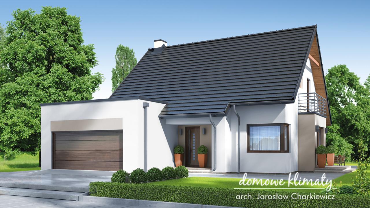 Projekt domu - Argo