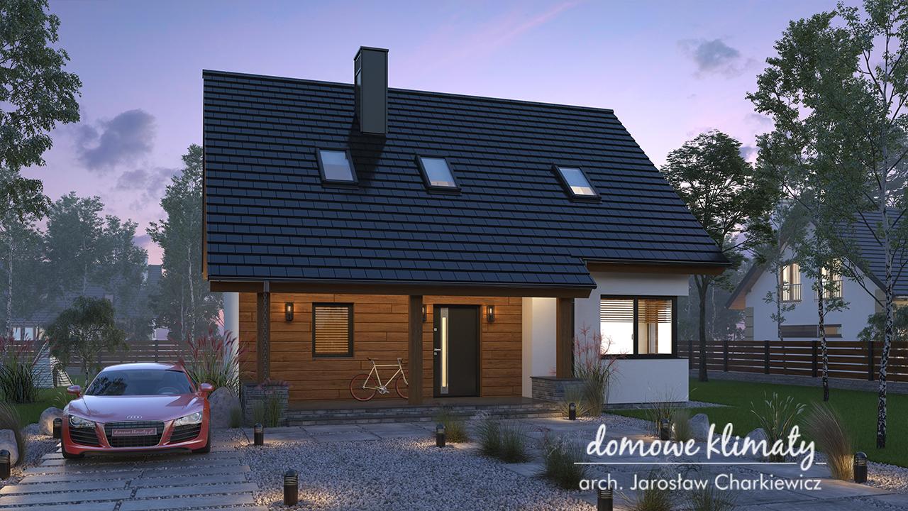 Projekt domu - Aria