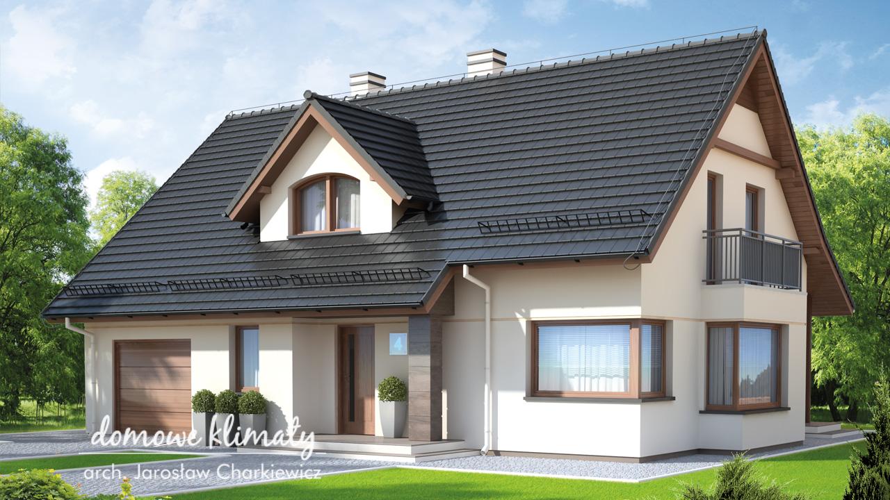 Projekt domu - As IV