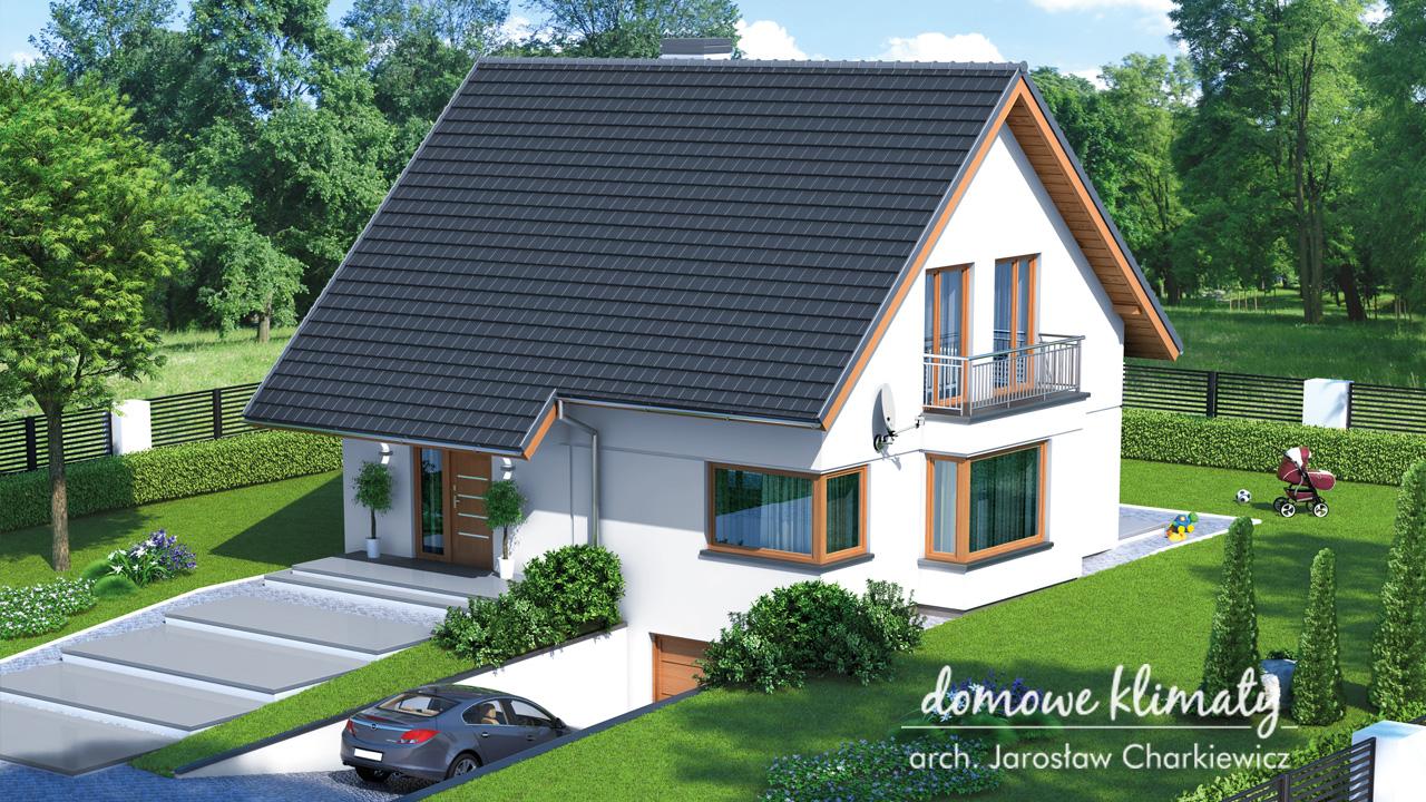 Projekt domu - As III P