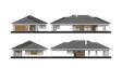 Projekt domu - Awokado IV