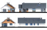 Projekt domu - Awokado II