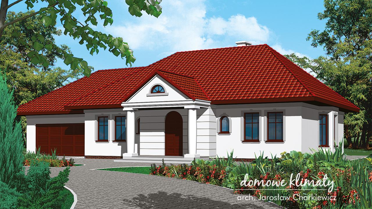 Projekt domu - Babie Lato N