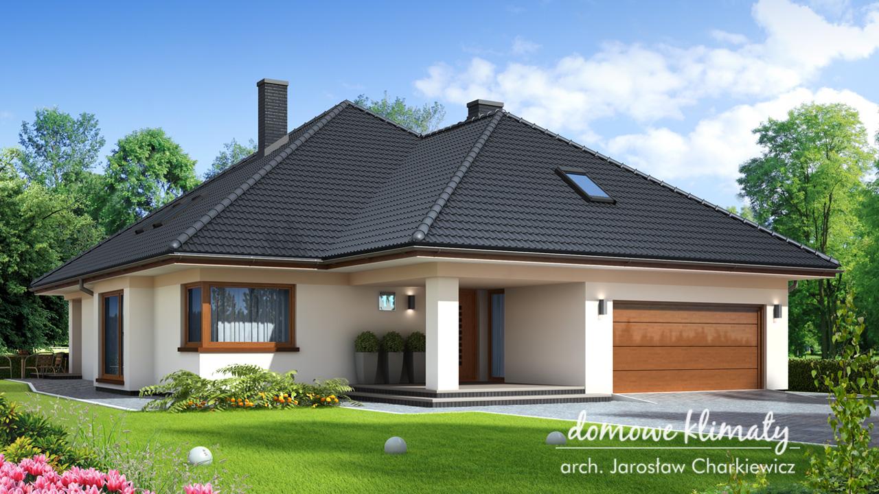 Projekt domu - Bagatela V G2