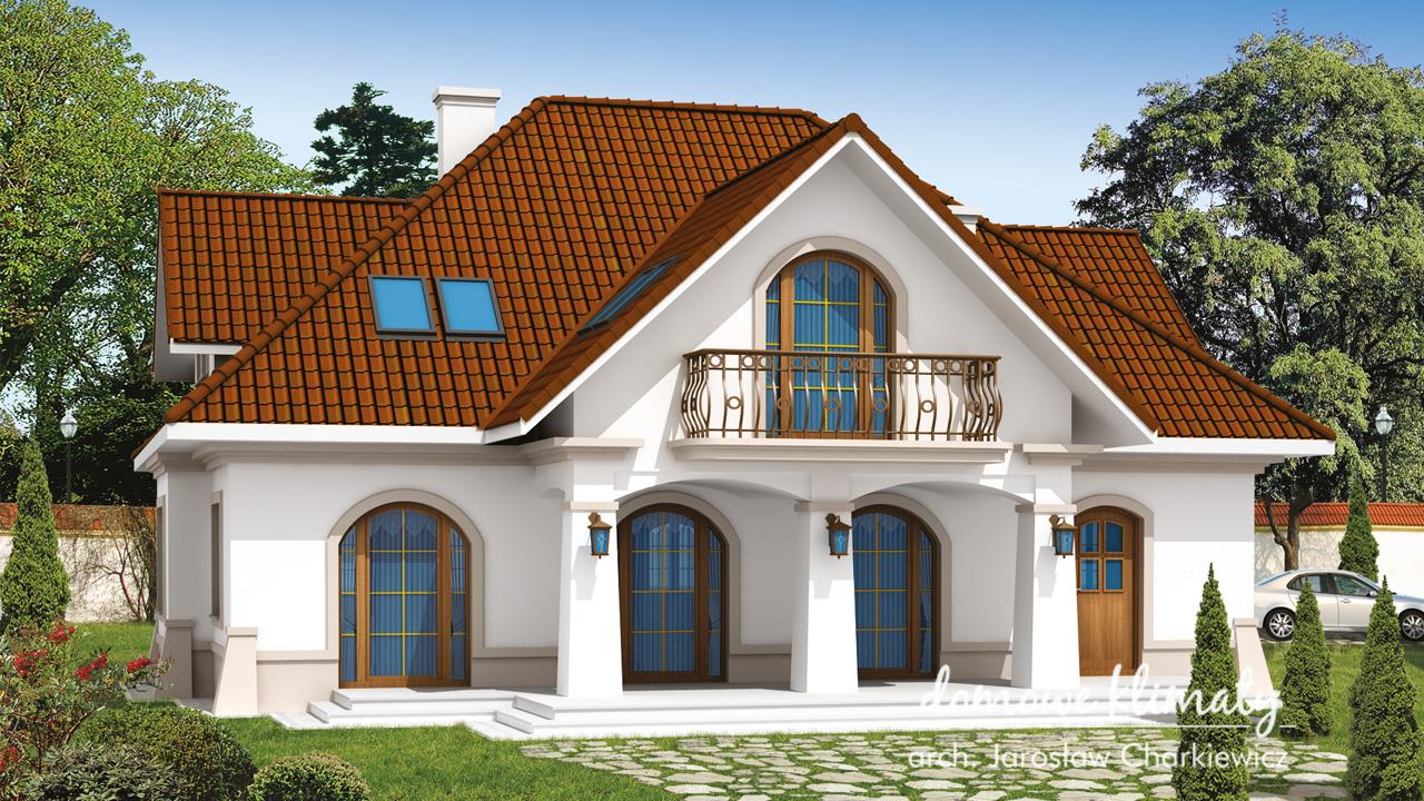 Projekt domu - Baltazar