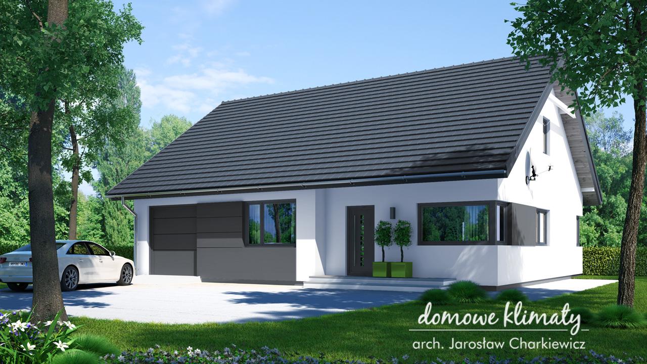 Projekt domu - Beryl II