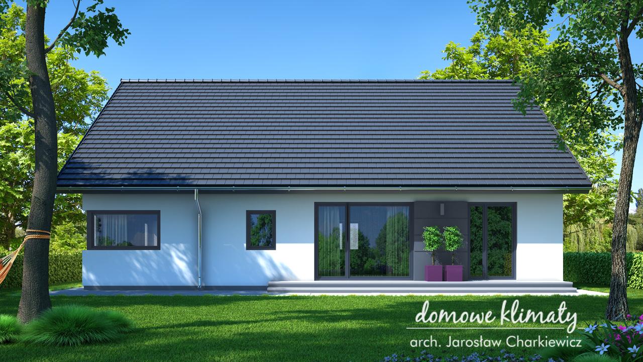 Projekt domu - Beryl III