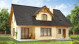 Projekt domu - Bławatek 5 P