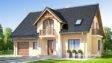 Projekt domu - Bławatek VI