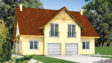 Projekt domu - Chaber II