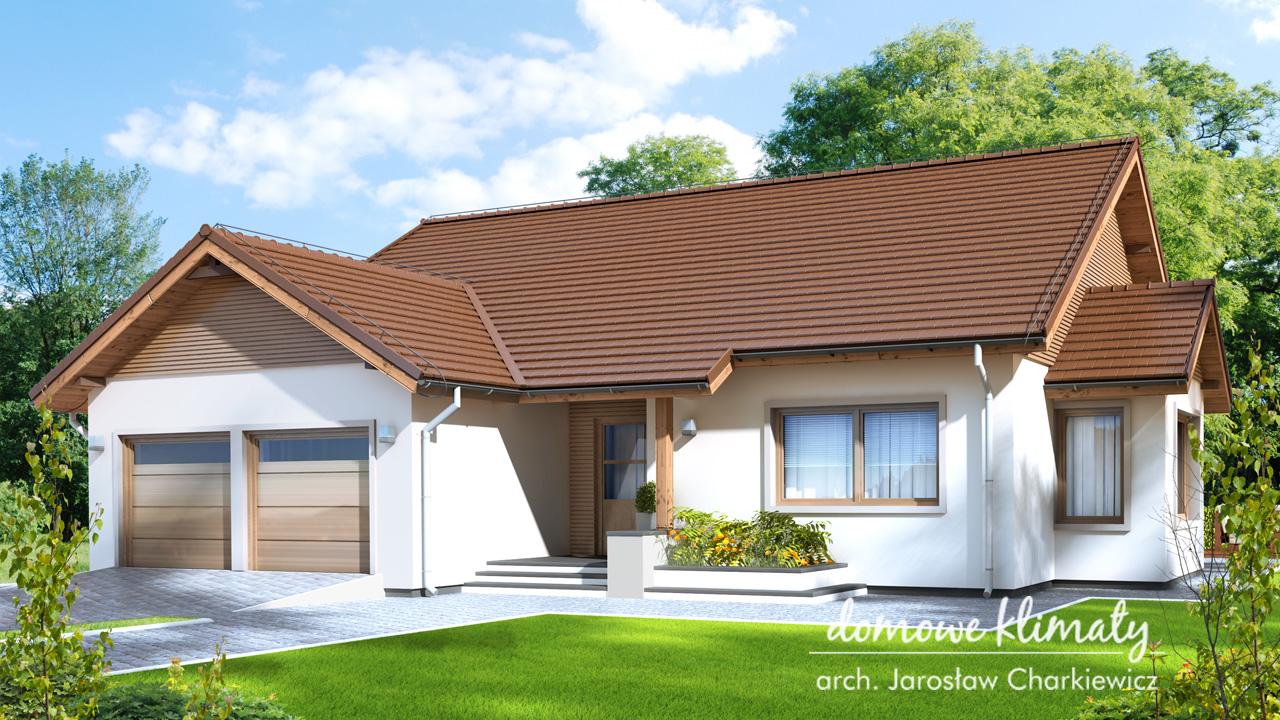 Projekt domu - 4 Pory Roku