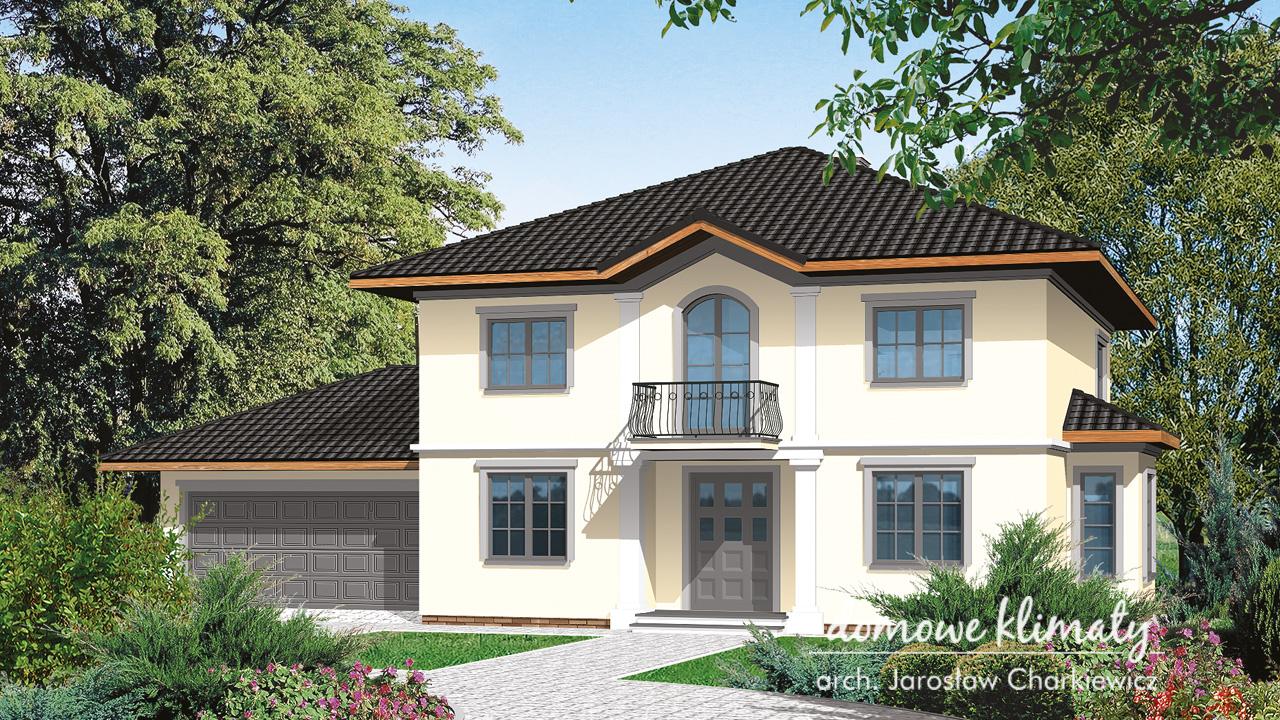 Projekt domu - Diuna