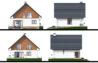 Projekt domu - Dom na Stoku II